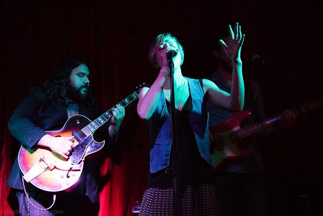 Emily Barker & Romeo Stodart