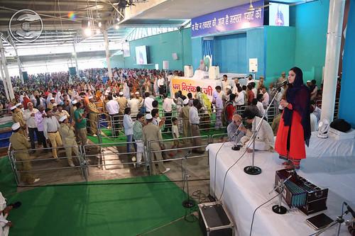 Gaiety from Vikaspuri, Delhi, Expresses her views
