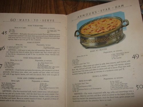 Page from 60 Ways to Serve Ham