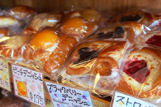 Danish Breads