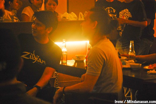 After-party with Rivermaya