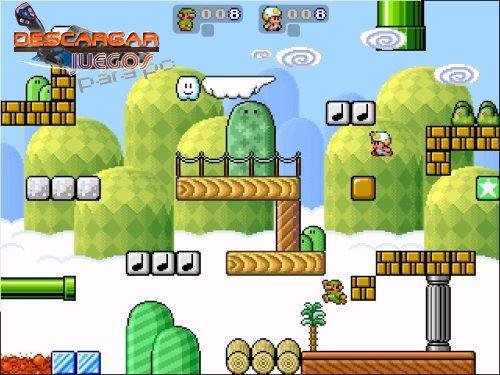 Super Mario War 2