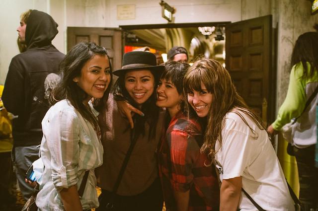 Active Girls: Jenna, Katrina, Melissa, & Tara
