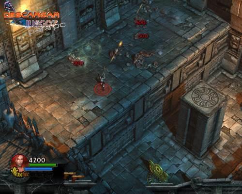 Lara Croft y el guardian de la luz 3