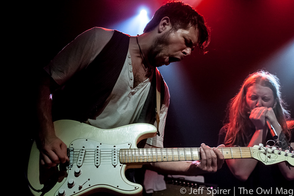 Sister Sparrow & The Dirty Birds@ Independent, SF 3/30/13