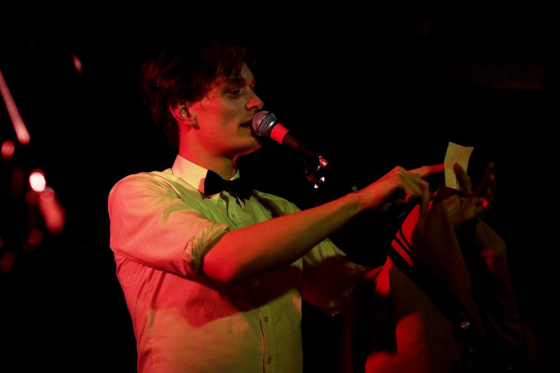 Efterklang, Lexington, 29/3/13