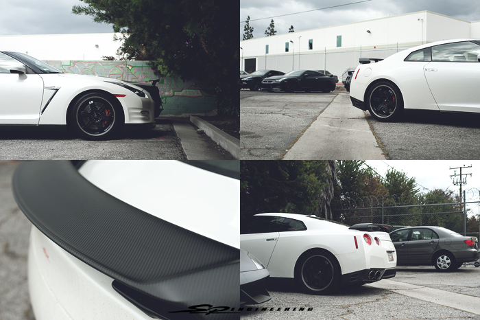 Allan Lambo's Black Edition Receives an SPE650 Package