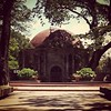 St. Pancratius' Chapel inside Paco Park.  #weddingreservationsbutnotmine