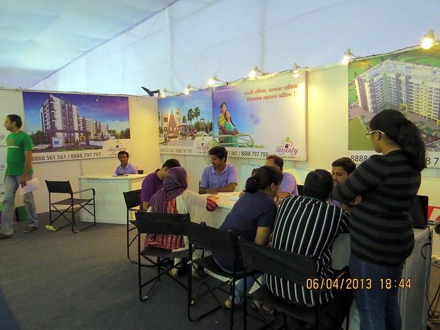 Kohinoor Majesty Varale Talegaon - Maharashtra Times Pune Property Show April 2013