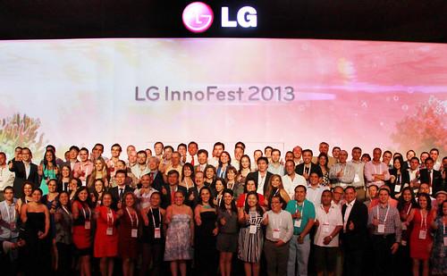 LG InnoFest 2013 현장