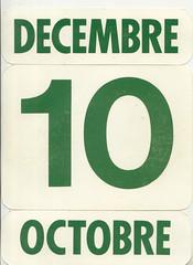 calendrier  10