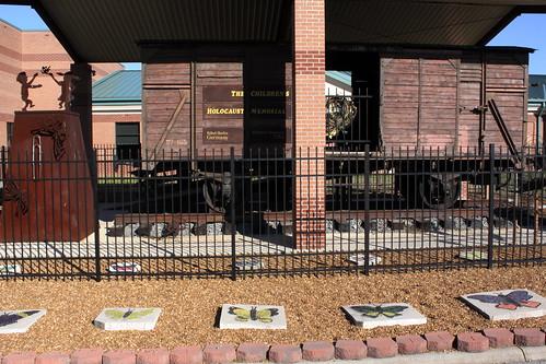 The Children's Holocaust Memorial - Whitwell, TN