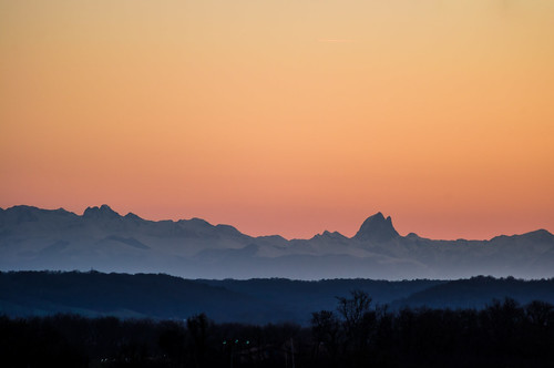 Pyrénées, Aquitaine, France