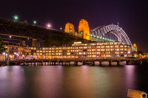 *The Rocks* - Sydney, Australia