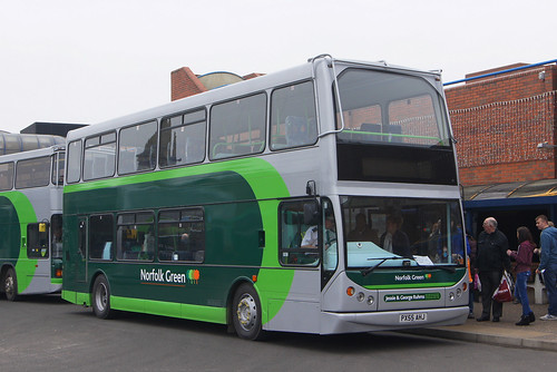 Norfolk Green 14 PX55AHJ (c) David Bell