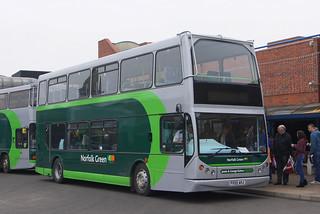 Norfolk Green 14 PX55AHJ (c) David Bell