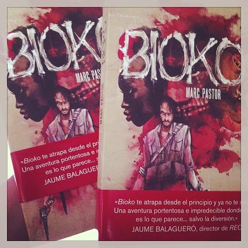 Una de estas dos el domingo será vuestra #bioko cc @doctormoriarty