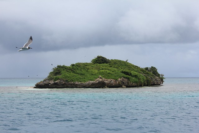 Great Bird Island, Antigua and Barbuda.