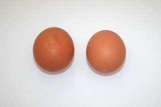 04 - Zutat Eier / Ingredient eggs