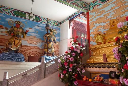 Guizhou13-Zunyi Temple Xiangshan (6)