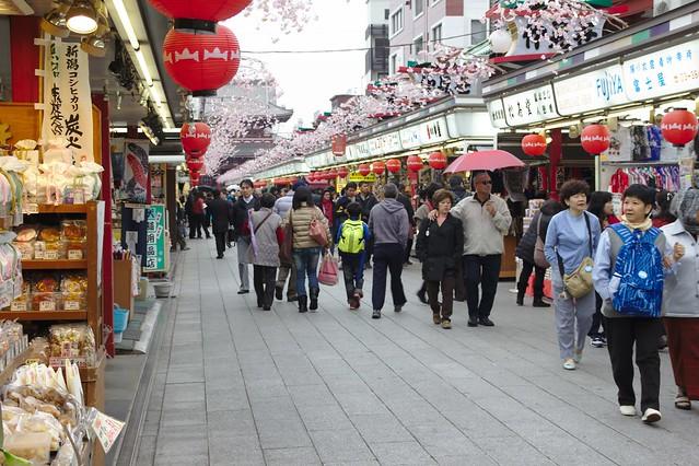 0085 - Asakusa y templo Senso-ji