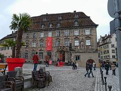 Cavazzen in Lindau mit Miro Ausstellung