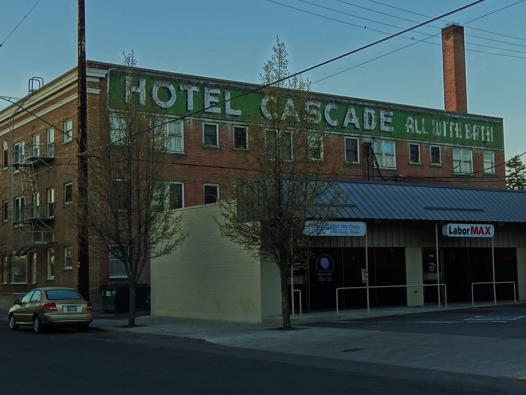 Hotels Near Klamath Falls