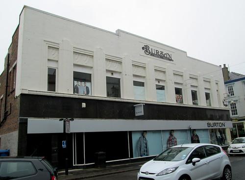 Burton's, Whitehaven