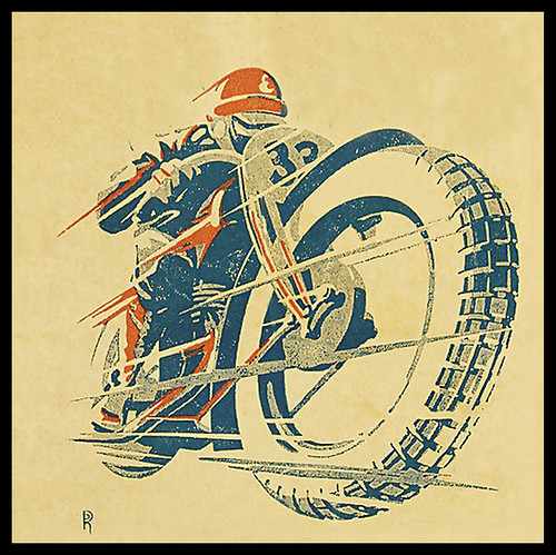 1931 German Race graphic by bullittmcqueen