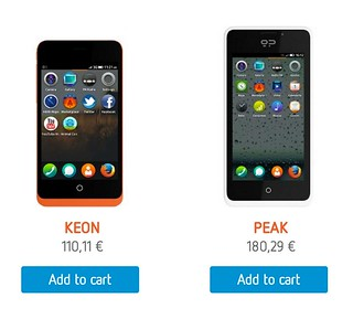 Geeksphone Online Prices