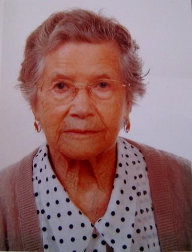 Abuela Mercedes