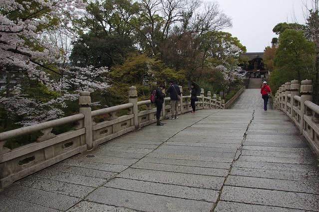 0963 - Camino a Kiyomizu-dera