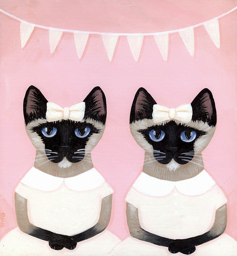 siamese twins by Kilkennycat