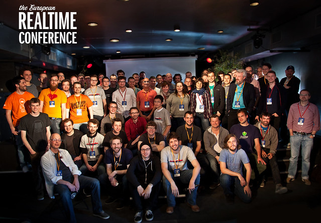 Realtime Conf EU (Day 2)-Group Photo