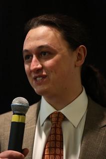Treasurer Matt Rubel