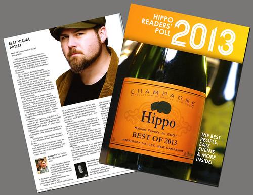 Hippo Best Of 2013 Magazine