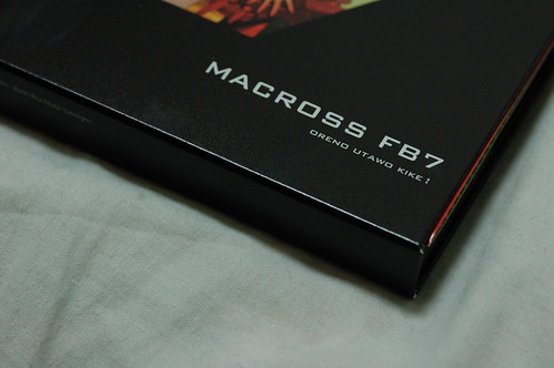 MACROSS FB7 BOX