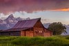 Thomas Moulton Barn - explore # 1 by Marvin Bredel