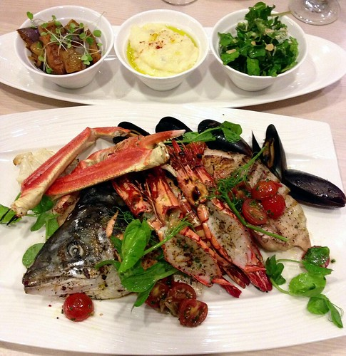 Greek XXL Seafood Platter