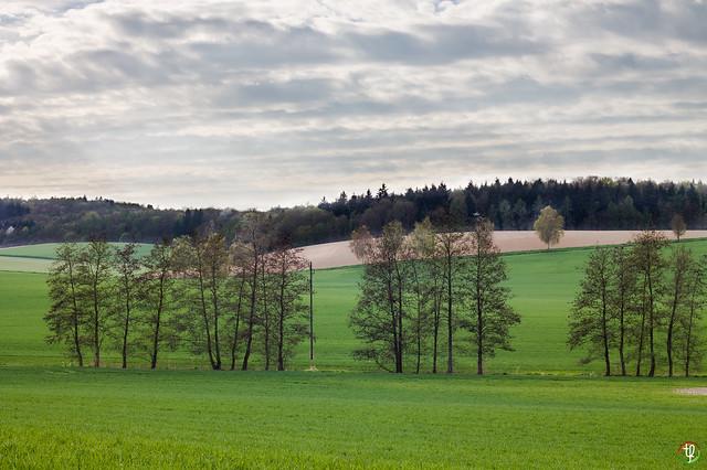 Landschafts HDR