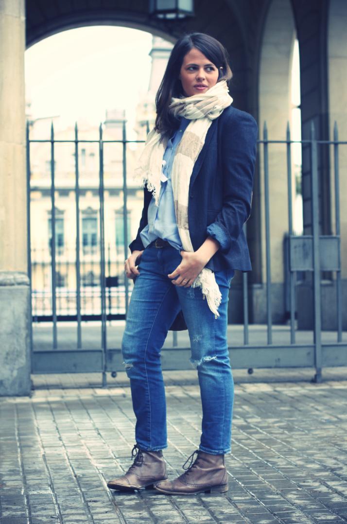 LOOK Jeans & Blazer - Monicositas