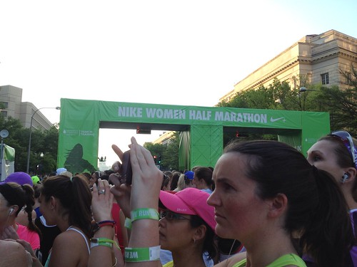 Nike women's half