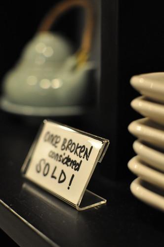 broken sold