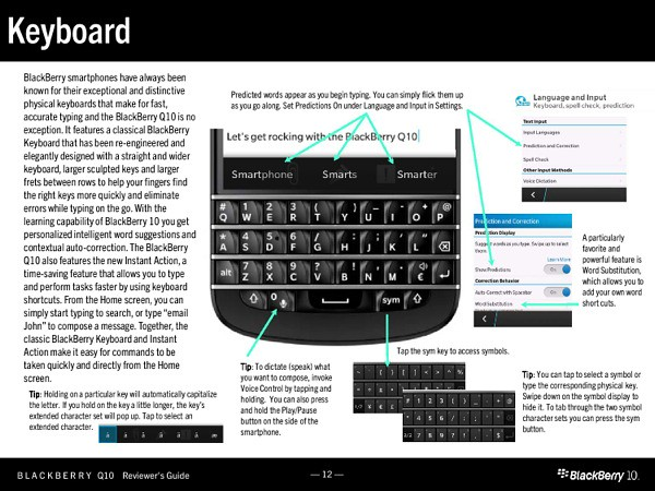 BlackBerry Q10 Reviewers Guide-011