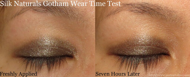 Silk Naturals Chromatic Cream Eye Color Wear Time copy