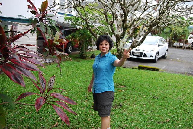 Chunlin at Hilo Honu Inn