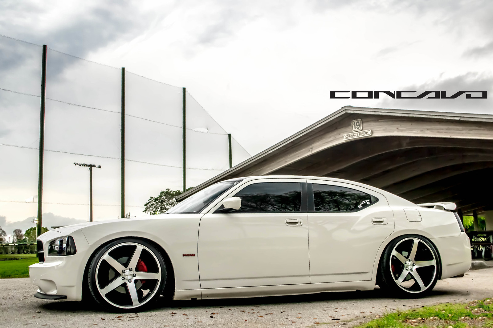 Dodge Charger On 22 Quot Concavo Cw 5 I Love Speedbumps