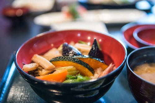 星野リゾート・村民食堂