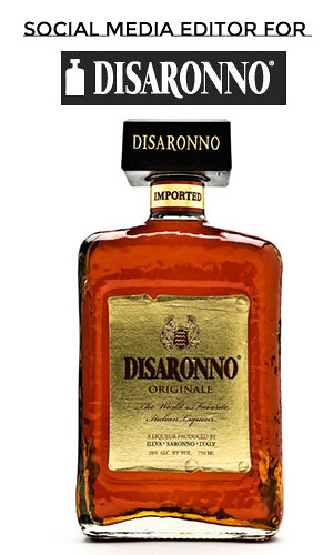 disaronno badge