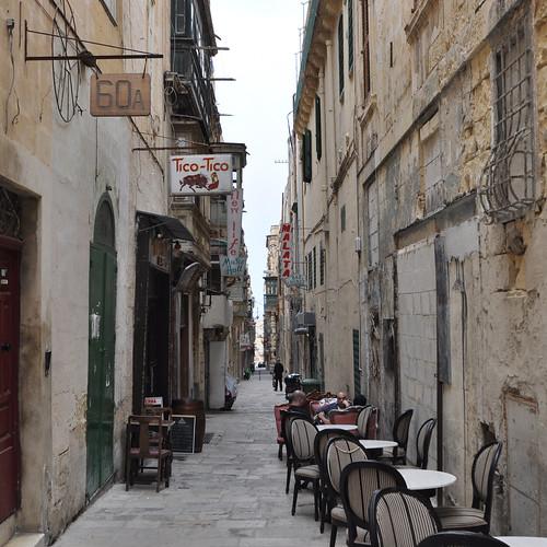 Valletta alley